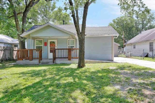 218 N Poplar St, Douglass, KS 67039 (MLS #597948) :: The Boulevard Group