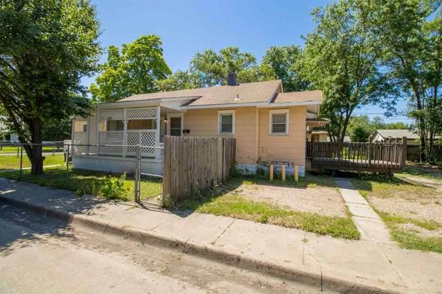 325 E Funston St, Wichita, KS 67211 (MLS #597950) :: The Boulevard Group