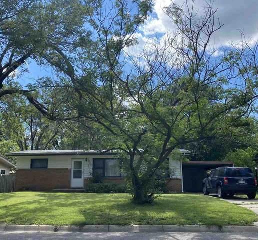 1453 N Georgie, Derby, KS 67037 (MLS #597991) :: COSH Real Estate Services