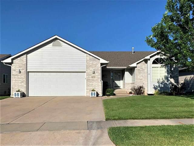 2218 N Covington St, Wichita, KS 67205 (MLS #598009) :: Graham Realtors