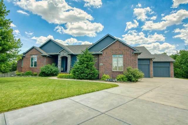 14334 W Ocala Ct, Wichita, KS 67235 (MLS #598010) :: COSH Real Estate Services