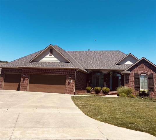 14206 W Texas Cir, Wichita, KS 67235 (MLS #598018) :: COSH Real Estate Services
