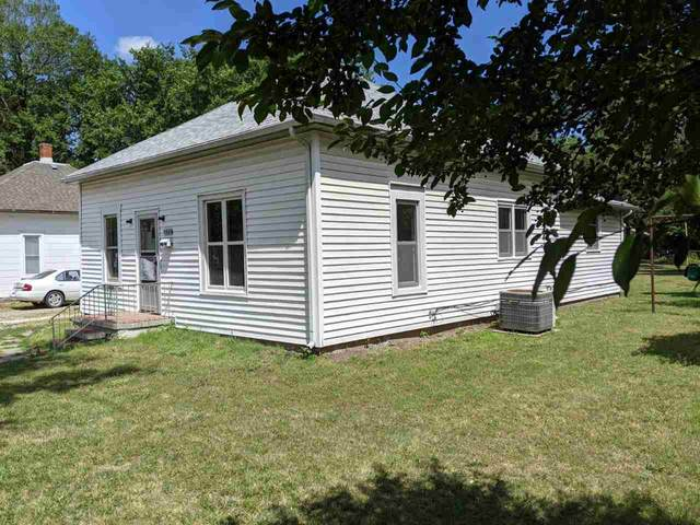 126 SW 5th, Newton, KS 67114 (MLS #598021) :: COSH Real Estate Services