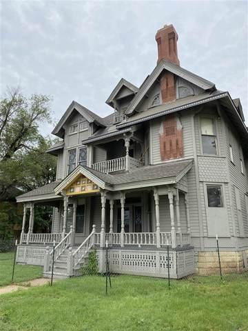1065 N Waco Ave, Wichita, KS 67203 (MLS #598028) :: Kirk Short's Wichita Home Team