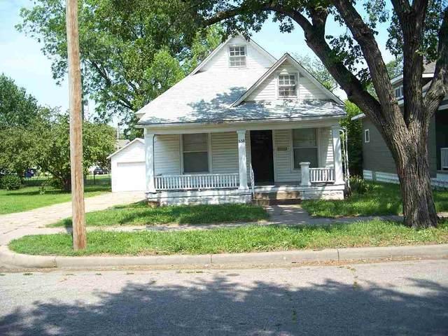538 S Pattie, Wichita, KS 67211 (MLS #598033) :: Pinnacle Realty Group