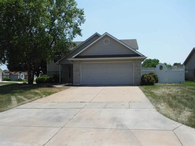 2701 N Stoney Point, Wichita, KS 67205 (MLS #598039) :: Graham Realtors