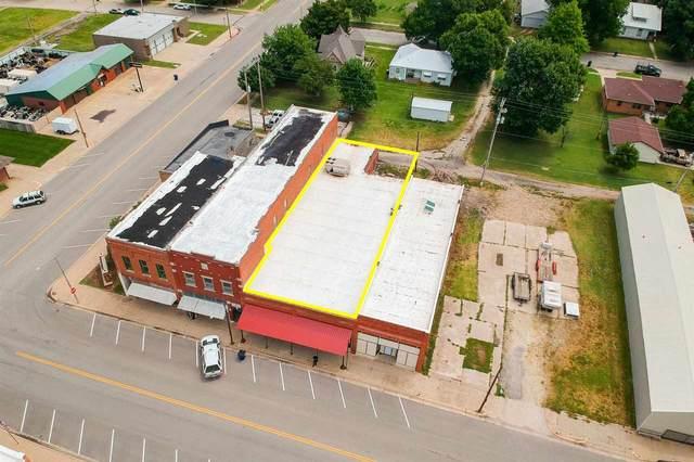 110 S Ohio St, Mount Hope, KS 67108 (MLS #598048) :: The Boulevard Group