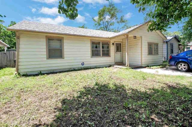 1837 S Spruce St, Wichita, KS 67211 (MLS #598049) :: Graham Realtors