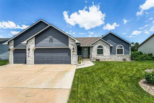 11302 W Dora St, Wichita, KS 67209 (MLS #598051) :: COSH Real Estate Services