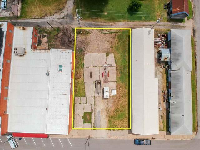 LOT 13-15 S Ohio St, Mount Hope, KS 67108 (MLS #598052) :: Keller Williams Hometown Partners