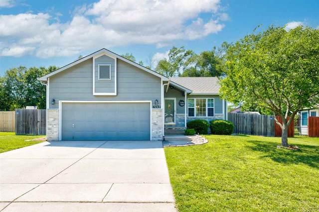 6531 N Tarrytown St, Park City, KS 67219 (MLS #598058) :: COSH Real Estate Services