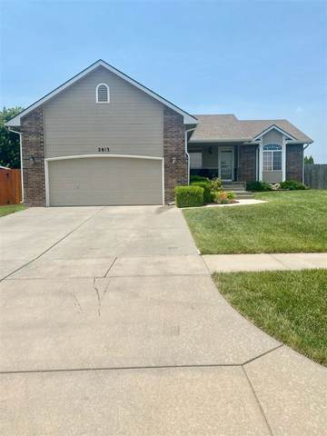 2813 N Midway St, Derby, KS 67037 (MLS #598074) :: COSH Real Estate Services