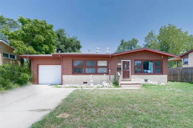 1230 E Fortuna St, Wichita, KS 67216 (MLS #598081) :: The Boulevard Group