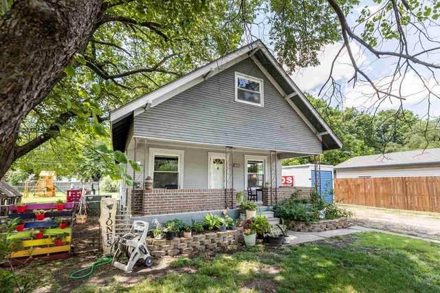 323 N Burns, Valley Center, KS 67147 (MLS #598092) :: COSH Real Estate Services