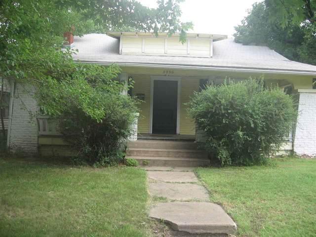 3950 E Central, Wichita, KS 67214 (MLS #598095) :: Pinnacle Realty Group