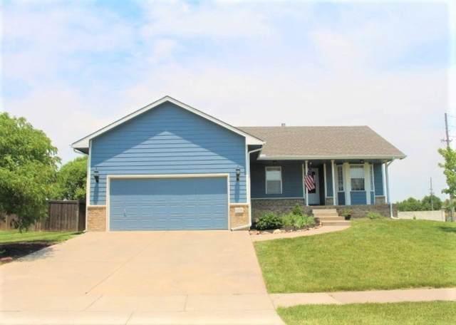 12714 E Boxthorn St, Wichita, KS 67226 (MLS #598110) :: The Boulevard Group