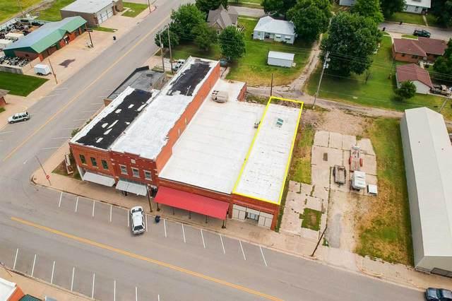 114 S Ohio St, Mount Hope, KS 67108 (MLS #598111) :: The Boulevard Group
