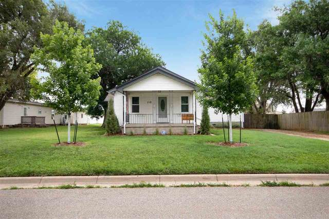 118 N Oak St, Goddard, KS 67052 (MLS #598120) :: COSH Real Estate Services