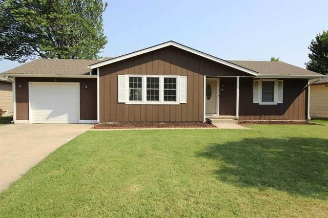 13 E Swanee Dr, Goddard, KS 67052 (MLS #598122) :: COSH Real Estate Services