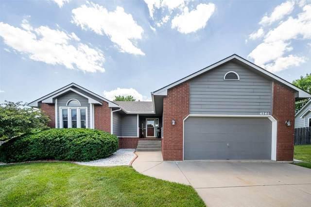 4241 Westlake Ct, Bel Aire, KS 67220 (MLS #598127) :: COSH Real Estate Services