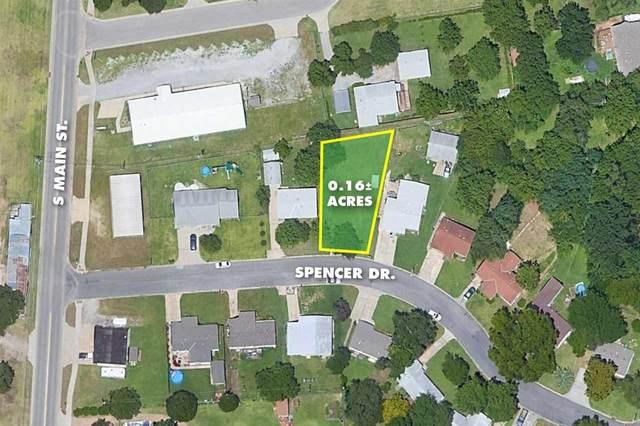 200 E Spencer Dr, Haysville, KS 67060 (MLS #598132) :: The Boulevard Group