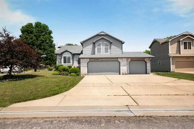 6100 E 41st Cir N, Bel Aire, KS 67220 (MLS #598135) :: COSH Real Estate Services