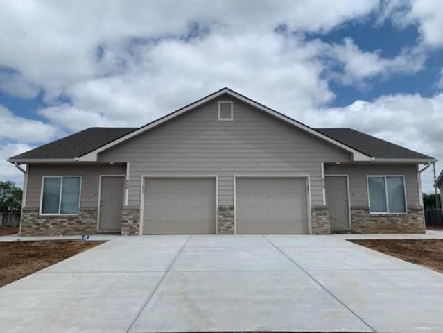 416-420 S Twin Pines, Haysville, KS 67060 (MLS #598149) :: Graham Realtors