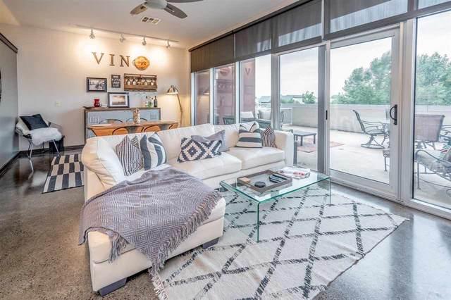 515 S Main   #206, Wichita, KS 67202 (MLS #598162) :: COSH Real Estate Services