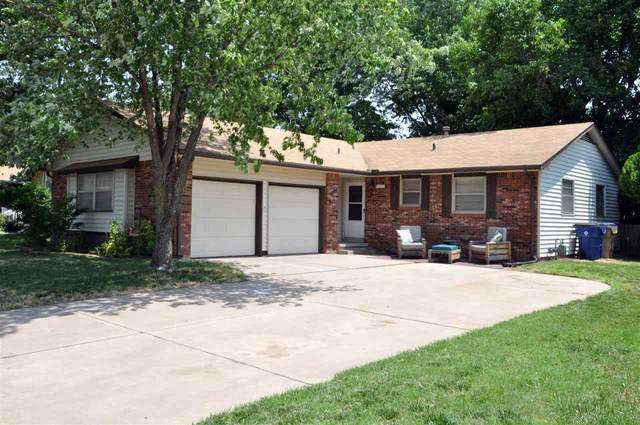 1222 N Dunsworth Ave, Wichita, KS 67212 (MLS #598163) :: COSH Real Estate Services