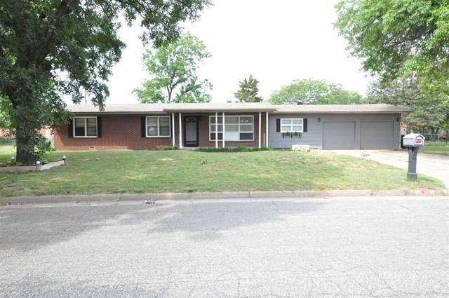 3105 N Sedgwick St, Wichita, KS 67204 (MLS #598167) :: COSH Real Estate Services