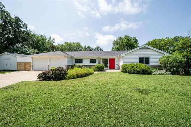 202 S Old Manor Rd, Wichita, KS 67218 (MLS #598170) :: COSH Real Estate Services