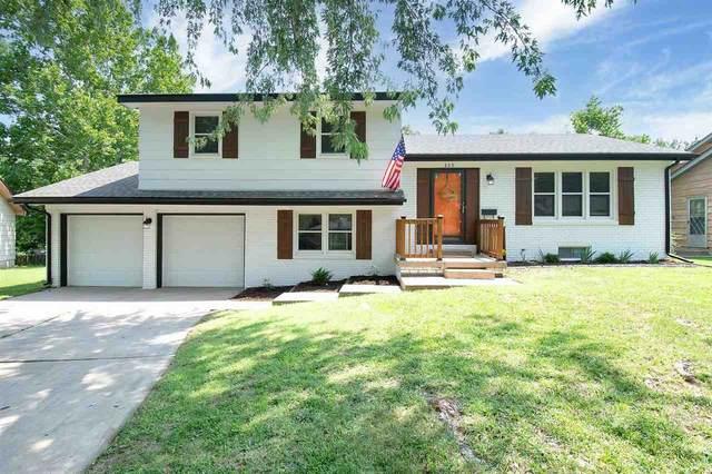 825 E Greenway Ct, Derby, KS 67037 (MLS #598173) :: COSH Real Estate Services