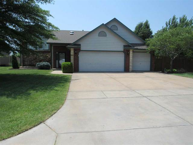 1723 S Stoneybrook St, Wichita, KS 67207 (MLS #598177) :: COSH Real Estate Services