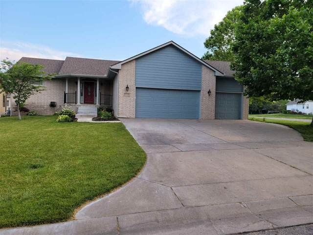 12363 E Lincoln Ct, Wichita, KS 67207 (MLS #598197) :: Kirk Short's Wichita Home Team