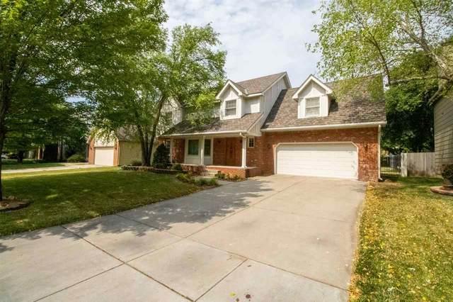 2957 N Penstemon St, Wichita, KS 67226 (MLS #598231) :: COSH Real Estate Services