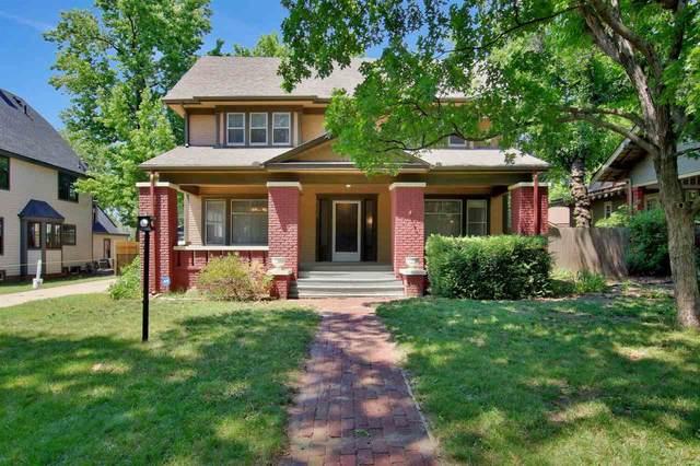 3336 Country Club Pl, Wichita, KS 67208 (MLS #598252) :: Pinnacle Realty Group