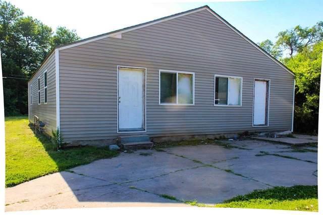 1639 N Hydraulic St 1641-1643, Wichita, KS 67214 (MLS #598268) :: Kirk Short's Wichita Home Team