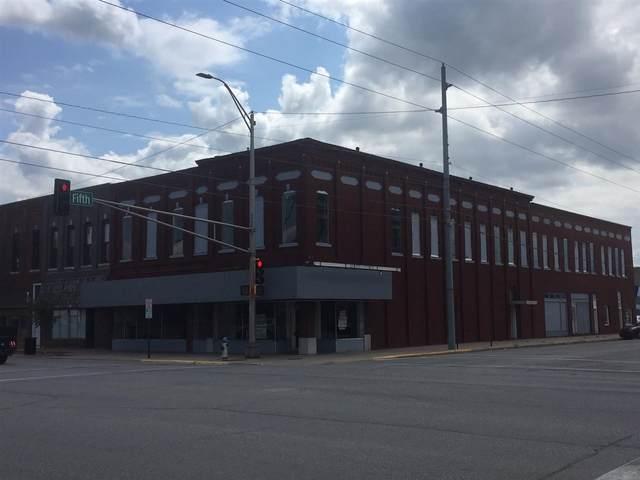 425-427 N Main St, Newton, KS 67114 (MLS #598271) :: The Boulevard Group