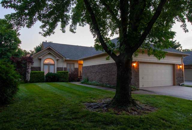 11725 W Alderny Ct Unit 7, Wichita, KS 67212 (MLS #598280) :: The Boulevard Group