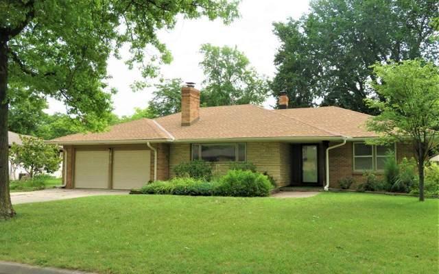 430 S Waverly, Wichita, KS 67218 (MLS #598284) :: The Boulevard Group