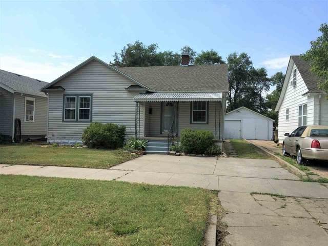 303 W 14th Ave, Hutchinson, KS 67501 (MLS #598285) :: Kirk Short's Wichita Home Team