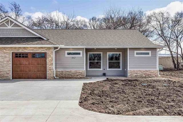 320 N Warren Ave Unit 201, Rose Hill, KS 67133 (MLS #598298) :: Kirk Short's Wichita Home Team
