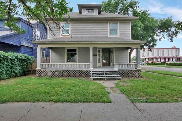 803 S Topeka Ave, Wichita, KS 67211 (MLS #598341) :: COSH Real Estate Services
