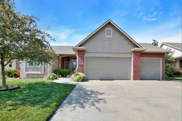 508 E Crescent Lakes Dr, Andover, KS 67002 (MLS #598352) :: Kirk Short's Wichita Home Team
