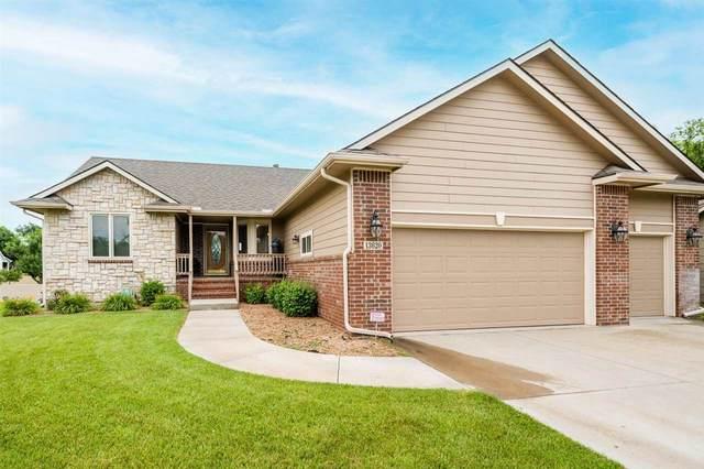 13620 W Highland Springs Ct, Wichita, KS 67235 (MLS #598359) :: Kirk Short's Wichita Home Team