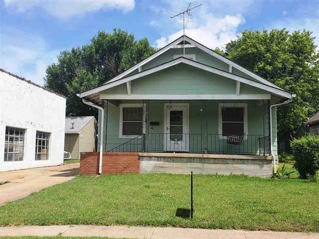 406 E 8TH ST 400 E 8th, Newton, KS 67114 (MLS #598371) :: Kirk Short's Wichita Home Team