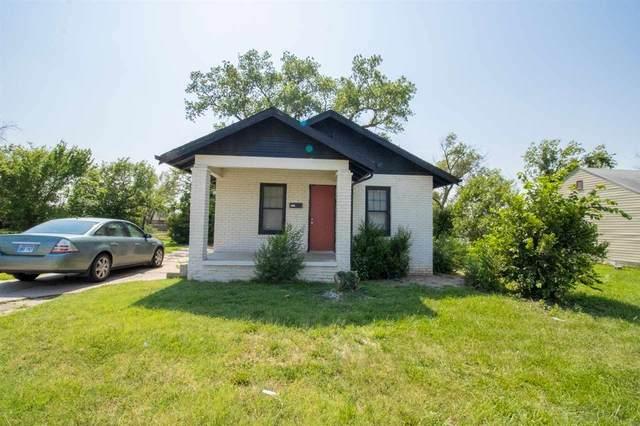 1327 N Lorraine Ave, Wichita, KS 67214 (MLS #598388) :: The Boulevard Group