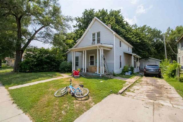 611 S Hydraulic St, Wichita, KS 67211 (MLS #598403) :: The Boulevard Group
