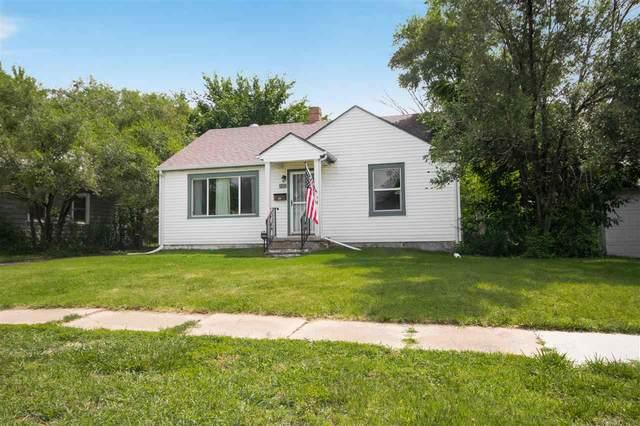 926 N Old Manor Rd, Wichita, KS 67208 (MLS #598412) :: Matter Prop