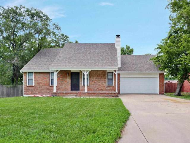 311 Valleyview Ct, Andover, KS 67002 (MLS #598460) :: Kirk Short's Wichita Home Team
